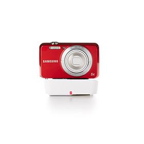 Invue zips camera security display