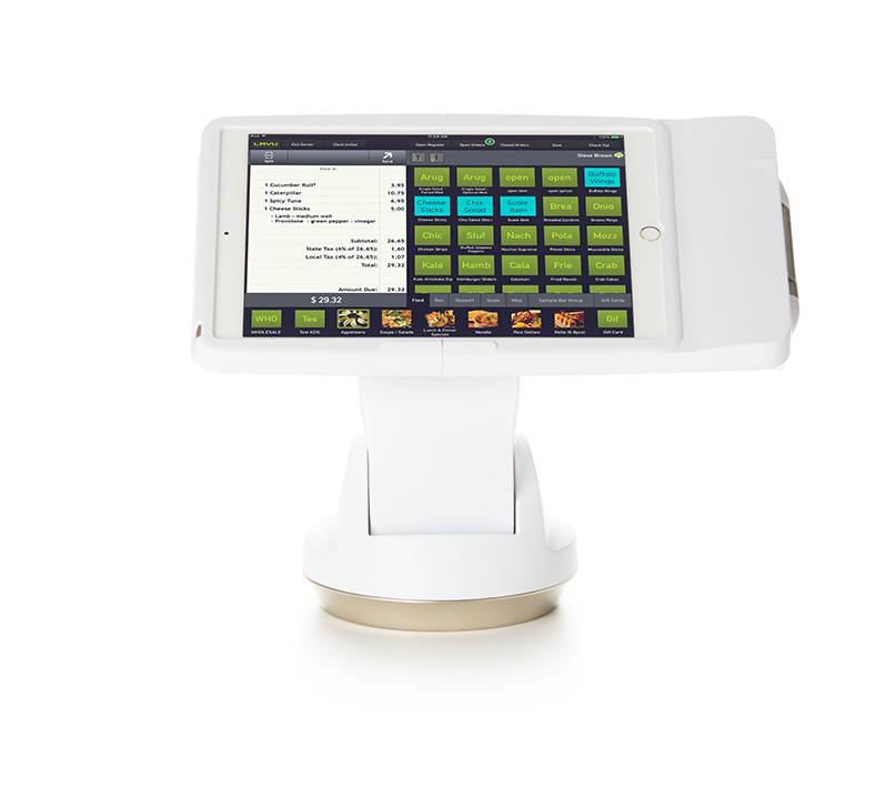 InVue-CT300- tablet kiosk stand security