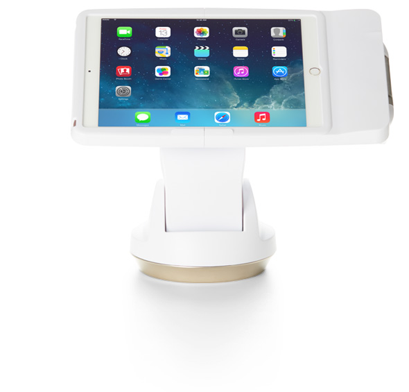 Invue ct300 anti-theft tablet stand