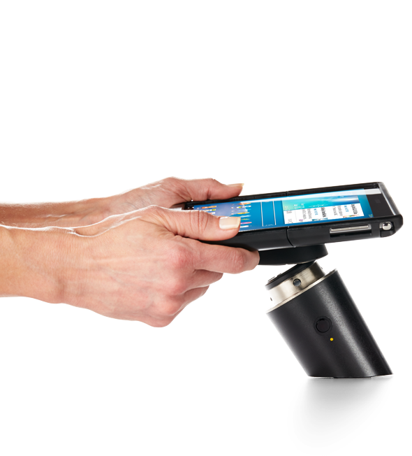 Invue ct100 point of sale tablet security device