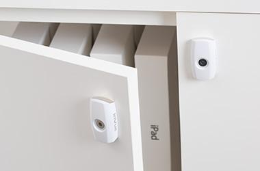 Защита для товаров в шкафах