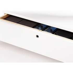 Invue l430 locking drawers for retail stores