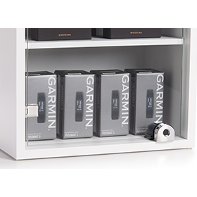 InVue L440 Secure Locking Display for Glass Swing Out Cabinet