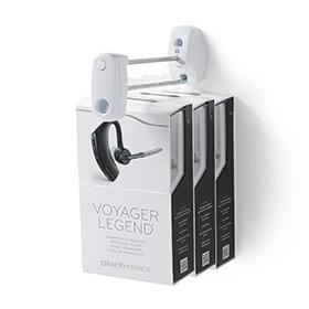 Invue ir locking hook display security device