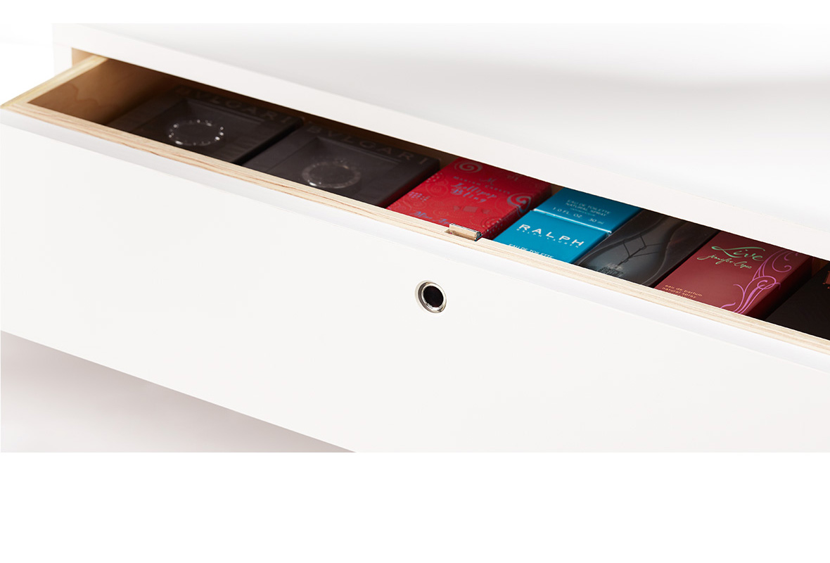 smart lock for drawers