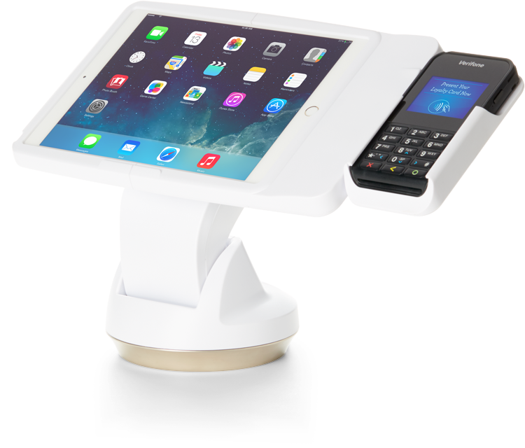 Invue CT300 mPOS Tablet Stand for Retailers