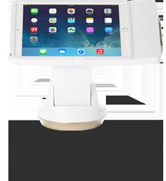 Система безопасности и защиты от краж планшета-киоска-стойки InVue-CT300