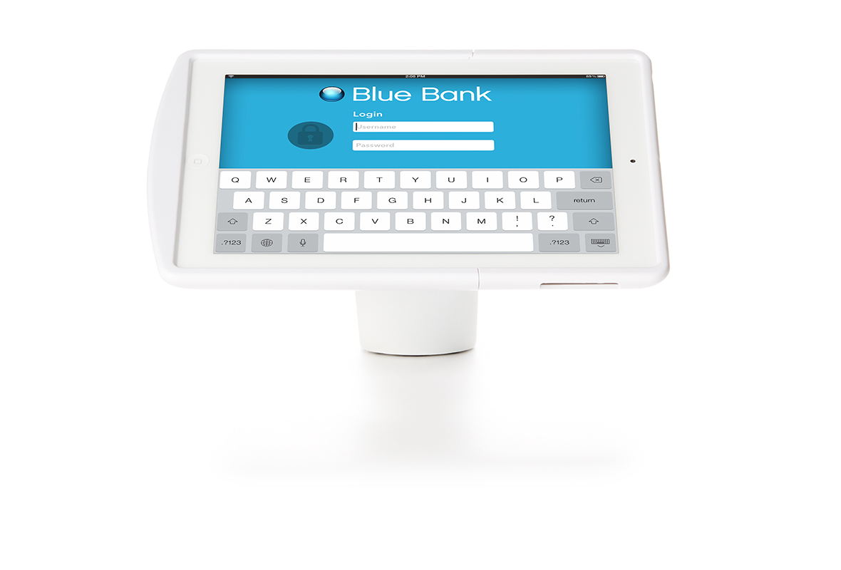 Anti-Theft Tablet Security Stand