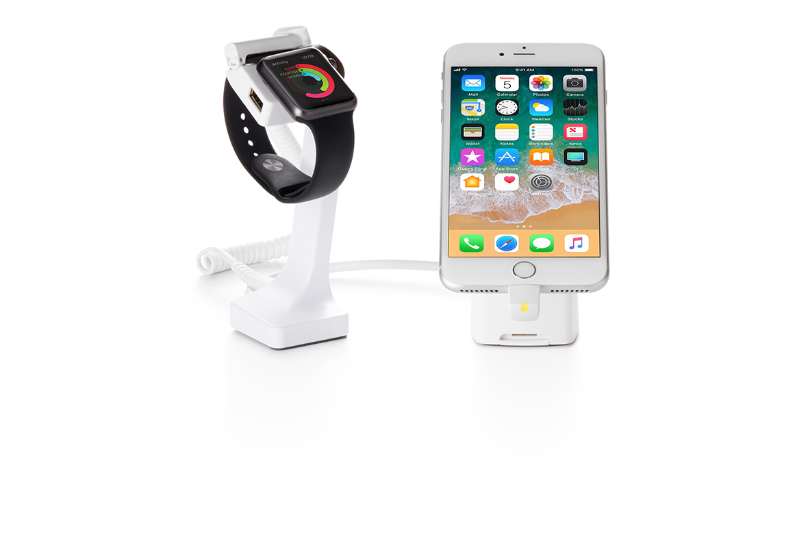 Security for Apple Phone and Apple Watch