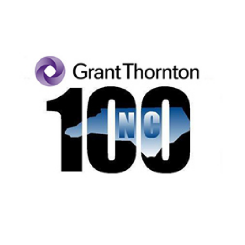 InVue named to 2017 Grant Thornton North Carolina 100®.