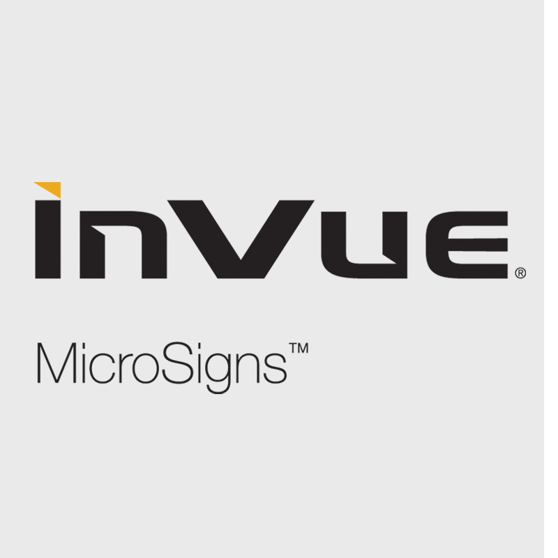 InVue adquiere MicroSigns™