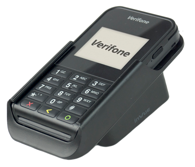 Verifone E355 Ladestation